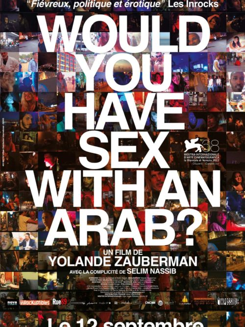 Urban Distribution - Would You Have Sex with an Arab ?