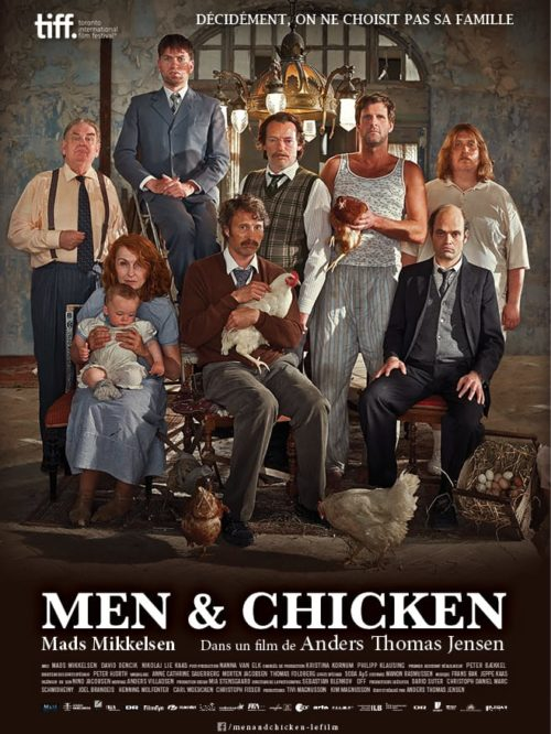 Urban Distribution - Men and Chicken