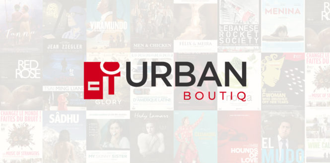 Urban Distribution - Urban Boutiq : nouvelle boutique DVD en ligne !