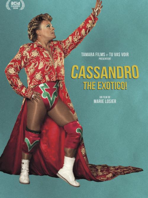 Urban Distribution - Cassandro, the Exotico!